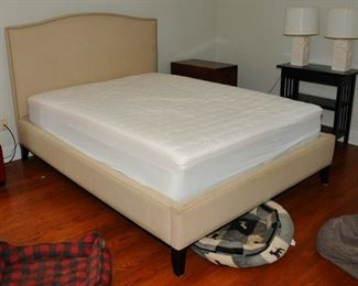 NEAR NEW BED AND MATTRESS