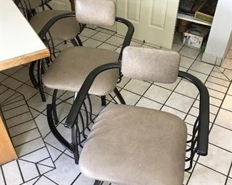 For matching Counter seats
