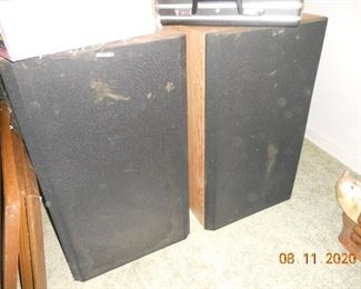 Pait of Vintage Jensen Speakers
