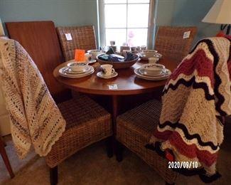 vintage Lane mid century table