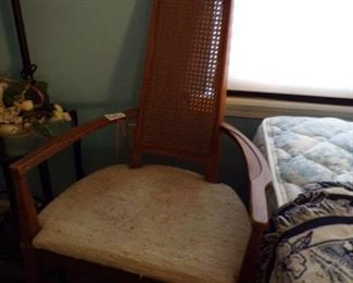 2 of the original chairs that went with the Lane table
