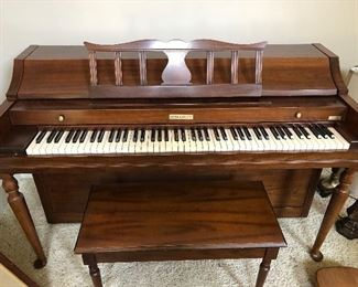 $425 / Baldwin Upright Piano. Good condition. Last tuned about 3-4 years ago.