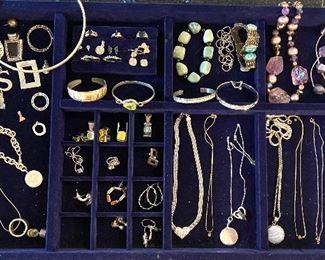 Beautiful Sterling Silver Jewelry