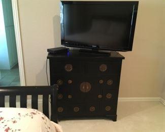 Smart TV, dresser