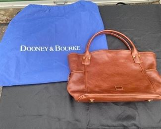 002 Dooney Bourke Satchel