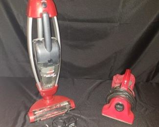 Bissell and Dirt Devil Vacuums