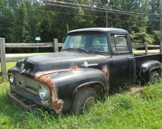 1956 Ford F100(Vehicle Indemnity Bond)