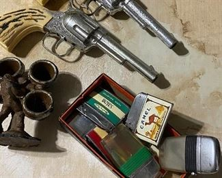 old lighters and more