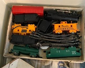 Model Train Items, Track, Trains, Parts, HO, O, G, Z, and more.