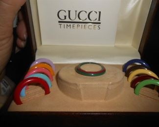 Gucci Timepieces grouping