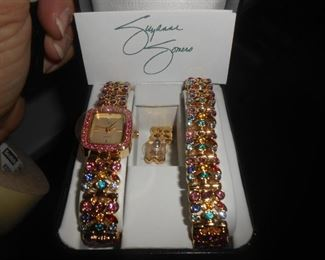 Suzanne Somers watch