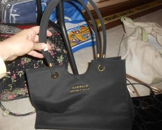 Giorgio of Beverly Hills purse