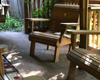 Outdoor Homemade Furniture