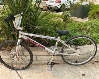 Redline BMX Proline racing bike with Kenda wheels