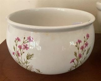 Large Portmeirion England bowl