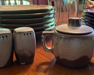 Great rustic Frankoma pottery!
