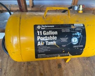 Portable Tool 11 Gallon Portable Air Tank
