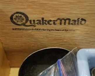 Since 1946, PA based QuakerMaid has been crafting fine custom cabinetry for proud homeowners all across America.