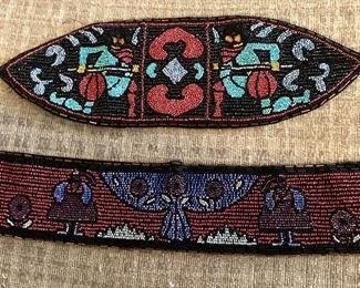 vintage beadwork