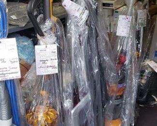 Refurbished vacuum cleaners all brands shark, bissel, hoover, dyson etc
