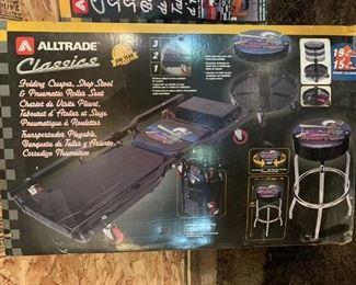 Shop stool / Creeper