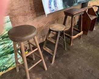 variety of stools