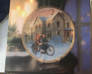 HD Holiday Plate