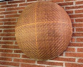 woven basket strainer