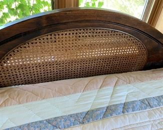 Chest of drawers for headboard