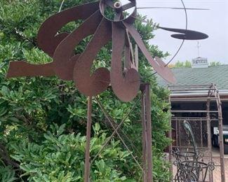 Artistic windmill