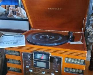 Crosley multi-function music machine