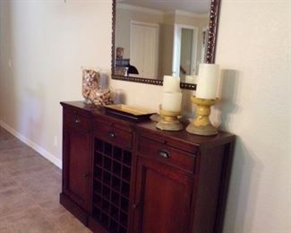 buffet/wine cabinet