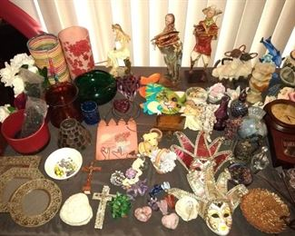 Decor and collectibles