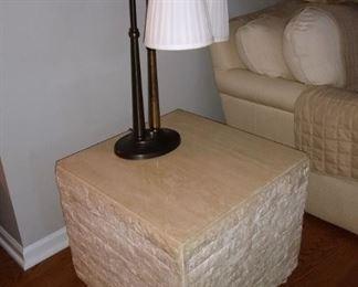 Marble table (VERY heavy)