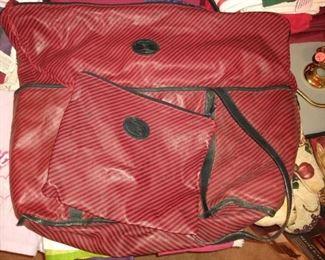 Vintage Gucci travel bag