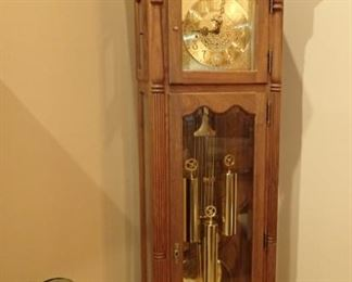 LIMITED EDITION AMANA GRANDFATHER CLOCK THE PRESTELE SPECIAL EDITION 208 / 250