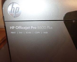 HP PRINTER OFFICE JET PRO 8600 PLUS