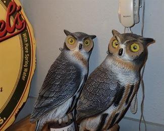 OWL DECOYS