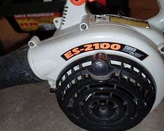 ES-2100 BLOWER