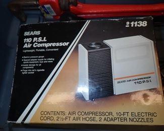 AIR COMPRESSOR 1138