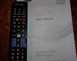 "LED TV 55"" SAMSUNG"