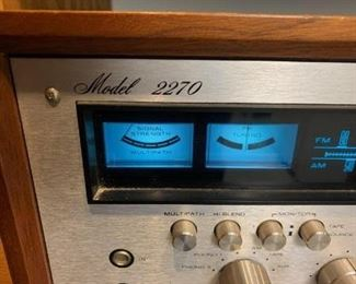 MARANTZ RECEIVER / MODEL 2270 / 500 WATT