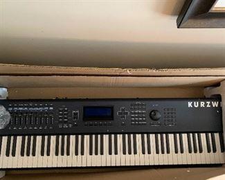 Kurzwell PC3x keyboard