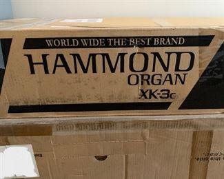 Hammond xk-3c organ