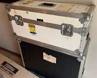 Touring cases for the divided by 13 items
