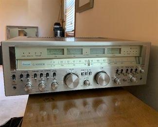 Sansui G-9000 DB stero receiver
