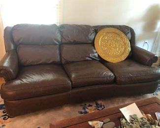 Sofa laid a golden egg
