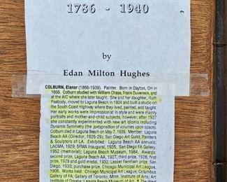 Elanor Colburn info