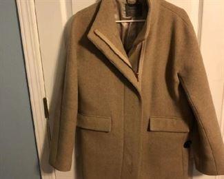 Designer label coats