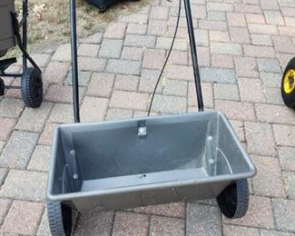 Oblong seeder $10.